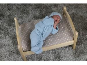Bulle de Bonheur Garde robe en cachemire pour bébé.