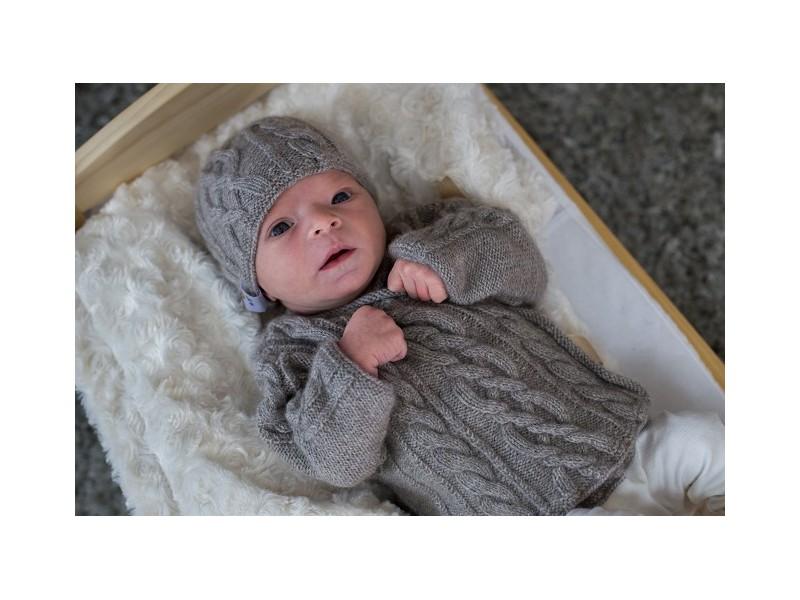 f08de8f1a672d Bulle Nordique tenue complète en laine cachemire pour bébé  Bulle Nordique  Brassière en laine cachemire pour bébé-Bulle de cachemire de gazouillis et  cie ...