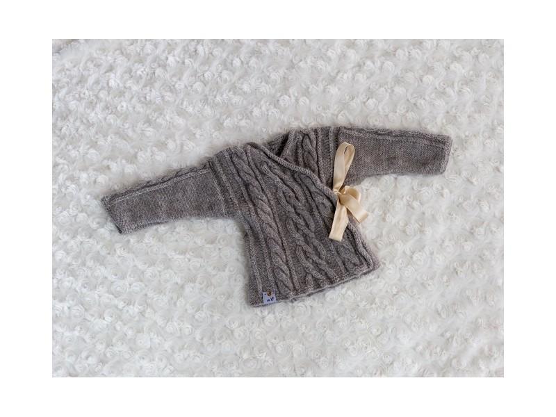 cc5316d01acd0 ... Bulle Nordique brassière cache-coeur en laine cachemire pour bébé ...